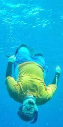 Lisa_snorkel