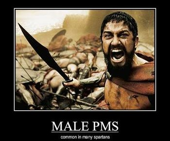 PMS is no crying matter