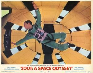 2001 A Space Odyssey (1968) Lobby Card 4